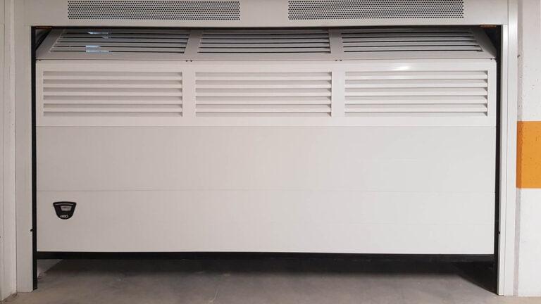 porta garage bloccata o non funzionante: servizio di manutenzione e intervento BBG